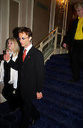 Robin Gibb 50th Ivor Novello Awards, Grosvenor House. London. 26 may 2005. ONE TIME USE ONLY - DO NOT ARCHIVE  © Copyright Photograph by Dafydd Jones 66 Stockwell Park Rd. London SW9 0DA Tel 020 7733 0108 www.dafjones.com
