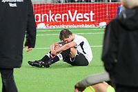 Tippeliga Fotball 09.nov 2014. Eliteserie. Foto Christian Blom Digitalsport Sogndal - Stabæk. Bjørn Inge Utvik, Nils Kenneth Udjus Sogndal