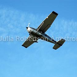 Cessna Aircraft in flight