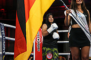 BOXEN: AGON Boxgala, Berlin, 28.08.2020<br /> Abass Baraou (GER) - Jack Culcay (GER)<br /> © Torsten Helmke