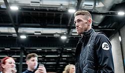 September 15, 2017 - Liverpool, England - 170915 Erik Skoglund och Callum Smith under invÅgningen infÅ¡r Ali Trophy World Boxing Super Series den 15 september i Liverpool  (Credit Image: © K-G Z Fougstedt/Bildbyran via ZUMA Wire)