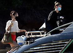 Bella Hadid & Gang on holiday - 24 June 2020