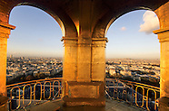 The Invalides. Paris view from bell towers. PR275A