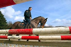 Van Roosbroeck Maurice-Le Coup C<br /> Itegem 2004<br /> Photo © Hippo Foto
