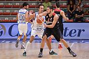 DESCRIZIONE : Trofeo Meridiana Dinamo Banco di Sardegna Sassari - Olimpiacos Piraeus Pireo<br /> GIOCATORE : Ioannis Papapetrou<br /> CATEGORIA : Passaggio Controcampo<br /> SQUADRA : Olimpiacos Piraeus Pireo<br /> EVENTO : Trofeo Meridiana <br /> GARA : Dinamo Banco di Sardegna Sassari - Olimpiacos Piraeus Pireo Trofeo Meridiana<br /> DATA : 16/09/2015<br /> SPORT : Pallacanestro <br /> AUTORE : Agenzia Ciamillo-Castoria/L.Canu