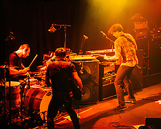 Death Cab For Cutie at The Independent - San Francisco, CA - 8/8/14