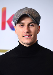 Gorka Marquez attending the TRIC Awards 2019 50th Birthday Celebration held at the Grosvenor House Hotel, London.