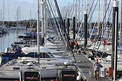 Peelport Clydeport Largs Regatta Week 2013 <br /> <br /> Largs Yacht Haven,