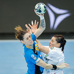 20170225: SLO, Handball - EHF Women's Champions League, RK Krim Mercator vs Audi ETO Győr
