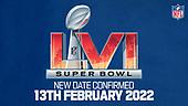 February 13, 2022 - CA: NFL Super Bowl LVI