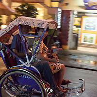 Street scenes in Hue, Vietnam.