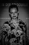 Emma Bading bei der Premiere von Lucky Loser in der Kulturbrauerei in Berlin / 100817