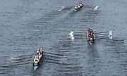 Chiswick. London. Saturday. 23.01.2016. Quintin Head. River Thames.   [Mandatory Credit: Peter Spurrier/Intersport-images.com]