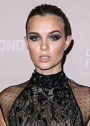 MANHATTAN, NEW YORK CITY, NY, USA - SEPTEMBER 13: Rihanna's 4th Annual Diamond Ball Benefitting The Clara Lionel Foundation held at Cipriani Wall Street on September 13, 2018 in Manhattan, New York City, New York, United States. 13 Sep 2018 Pictured: Josephine Skriver. Photo credit: Image Press Agency/MEGA TheMegaAgency.com +1 888 505 6342