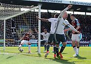 Burnley v Manchester United 230417