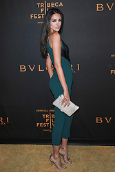 NEW YORK, NY - APRIL 26: Sofia Resing at BVLGARI World Premiere of The Conductor and The Litas at iPIC Theaters on April 26, 2018 in New York City. 26 Apr 2018 Pictured: Sofia Resing. Photo credit: MPI99/Capital Pictures / MEGA TheMegaAgency.com +1 888 505 6342