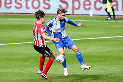 Luke Leahy of Bristol Rovers takes on George Dobson of Sunderland - Mandatory by-line: Robbie Stephenson/JMP - 12/09/2020 - FOOTBALL - Stadium of Light - Sunderland, England - Sunderland v Bristol Rovers - Sky Bet League One