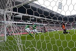 06.08.2011, Weser Stadion, Bremen, GER, 1.FBL, Werder Bremen vs 1.FC Kaiserslautern, im Bild.2:0 durch Markus Rosenberg (Bremen #11) .// during the Match GER, 1.FBL, Werder Bremen vs 1.FC Kaiserslautern on 2011/08/06,  Weser Stadion, Bremen, Germany..EXPA Pictures © 2011, PhotoCredit: EXPA/ nph/  Kokenge       ****** out of GER / CRO  / BEL ******