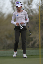 March 23, 2019 - Phoenix, AZ, U.S. - PHOENIX, AZ - MARCH 23:  Lydia Ko during the second round of the Bank of Hope LPGA Golf Tournament at the Wildfire Golf Club at JW Marriott Phoenix Desert Ridge Resort & Spa, March 23, 2019 in Phoenix, Arizona (Photo by Will Powers/Icon Sportswire) (Credit Image: © Will Powers/Icon SMI via ZUMA Press)