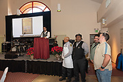 TWU 250A Union President Roger Marenco Speaking at Cable Car Senior Luncheon | December 13, 2018