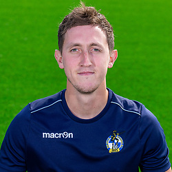 Dafydd Williams - Ryan Hiscott/JMP - 14/09/2018 - FOOTBALL - Lockleaze Sports Centre - Bristol, England - Bristol Rovers U18 Academy Headshots and Team Photo