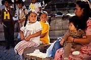 San Miguel de Allende, Mexico, photo from 1990 portrait of children