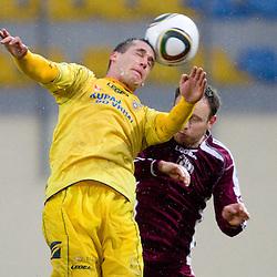 20110316: SLO, Football - PrvaLiga, NK Domzale vs Triglav Gorenjska