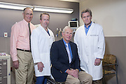Doctors of Louisville Orthopaedic Clinic, photographed Tuesday, April 16, 2013 at their office in Louisville, Ky. (Photo by Brian Bohannon)