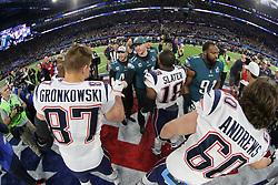 Super Bowl LII - Philadelphia Eagles  vs New England Patriots on February 4, 2018 in Minneapolis, Minnesota. (Photo by Hunter Martin/Philadelphia Eagles)