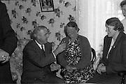 18/05/1961<br /> 05/18/1961<br /> 18 May 1961<br /> U.S. Ambassador Edward Grant Stockdale visits relatives of President John F. Kennedy at Dunganstown, Co. Wexford.