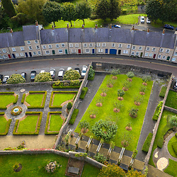Aerial views of Armagh City