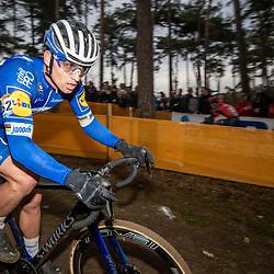 26-12-2019: Cycling: CX Worldcup: Heusden-Zolder: Zdenek Stybar continuing his cross intermezzo