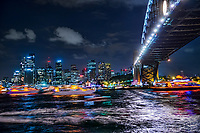 Sydney Harbour @ Night