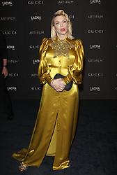 2018 LACMA ART+FILM Gala. 03 Nov 2018 Pictured: Courtney Love. Photo credit: Jaxon / MEGA TheMegaAgency.com +1 888 505 6342