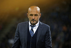 November 6, 2018 - Milan, Milan, Italy - head coach of FC Internazionale Milano Luciano Spalletti during  the UEFA Champions League group B match between FC Internazionale and FC Barcelona at Stadio Giuseppe Meazza on November 06, 2018 in Milan, Italy. (Credit Image: © Giuseppe Cottini/NurPhoto via ZUMA Press)