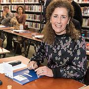 NLD/Zutphen/20191102 - Groot Dictee ter Nederlandse Taal, Ingrid van Engelshoven