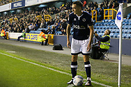Shaun Williams of Millwall during the EFL Sky Bet Championship match between Millwall and Reading at The Den, London, England on 26 September 2017. Photo by Toyin Oshodi.
