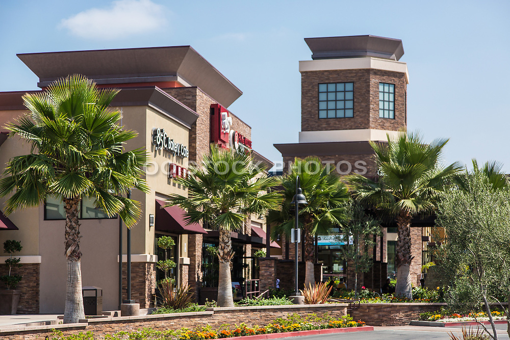 85C Bakery Cafe at Village Circle Shopping Center in Buena Park