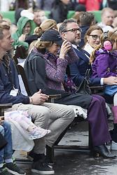 May 26, 2019 - Stockholm, Sweden - Queen Silvia, Magnus Widell..Attendance at Childhood Day, Gröna Lund, Stockholm, 2019-05-26..(c) Johan Jeppsson / TT (Credit Image: © Johan Jeppsson via ZUMA Press)
