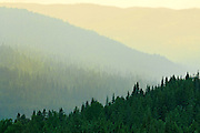 Laurentian mountains<br /> Parc national des Laurentides<br /> Quebec<br /> Canada