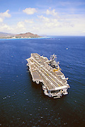USS Carl Vinson, Oahu, Hawaii