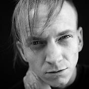 Portrait of artist, Hip Hop dance choreographer Matt Stoddard.