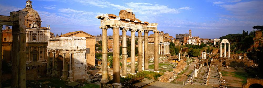 ITALY, ROME, ROMAN FORUM unknown
