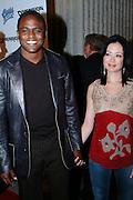 Wayne Brady and wife Mandie<br />Scary Movie 3 Premiere in Los Angeles<br />AMC Theatres Avco Cinema<br />Los Angeles, CA, USA <br />Monday, October 20, 2003<br />Photo By Celebrityvibe.com/Photovibe.com