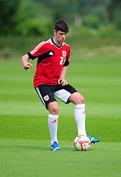 Bristol City's Jack Batten - Photo mandatory by-line: Dougie Allward/JMP - Tel: Mobile: 07966 386802 28/06/2013 - SPORT - FOOTBALL - Bristol -  Bristol City - Pre Season Training - Npower League One