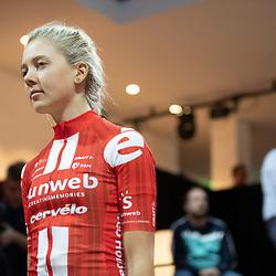 10-12-2019: Wielrennen: Teampresentatie Sunweb: Amsterdam: Wilma Olausson