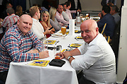 AFC Wimbledon hospitality  during the Pre-Season Friendly match between AFC Wimbledon and Crystal Palace at the Cherry Red Records Stadium, Kingston, England on 30 July 2019.