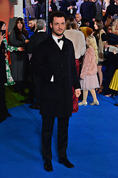 © Licensed to London News Pictures. 12/12/2018. London, UK. Jamael Westman attends attends the Mary Poppins Returns European film premiere held at the Royal Albert Hall. Photo credit: Ray Tang/LNP