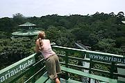 Manaus_AM, Brasil. ..Ariau Amazon Tower e conhecido como maior hotel de selva construido no nível das copas das arvores,em Manaus, Amazonas...Ariau Amazon Tower in Manaus, Amazonas...Foto: JOAO MARCOS ROSA / NITRO...