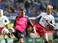 v.l. Adel Chedli, David Jarolim HSV<br /> Bundesliga Hamburger SV - 1. FC Nürnberg 3:0<br /> Norway only